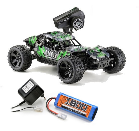 Absima EP 4WD Sand Buggy ASB1 Waterproof 2.4GHz RTR 1:10