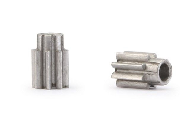 NSR Motorritzel Steel pinions - 8 Teeth Ø 5,5mm - 64P
