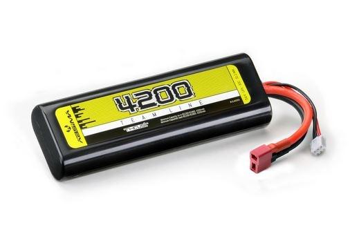 Absima LiPo Stick Pack 7.4V 30C 4200mAh Hardcase T-Plug