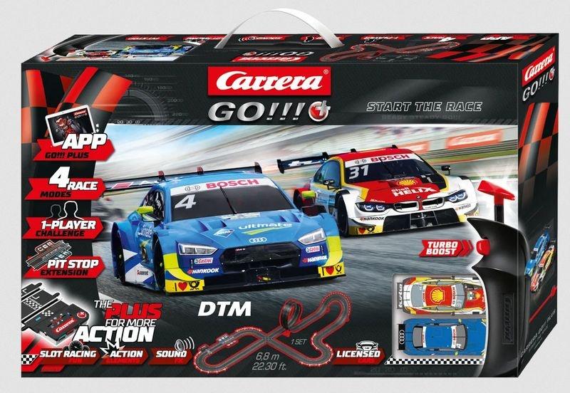 Carrera Go!!! Plus - Start the Race