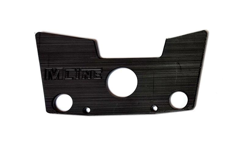 MLine HD Center-Mudguard stabile Ausführung