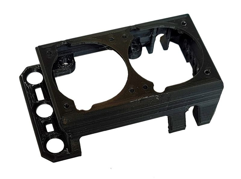 JS-Parts Fahrregler-Deckel für Hobbywing MAX5 zur Montage