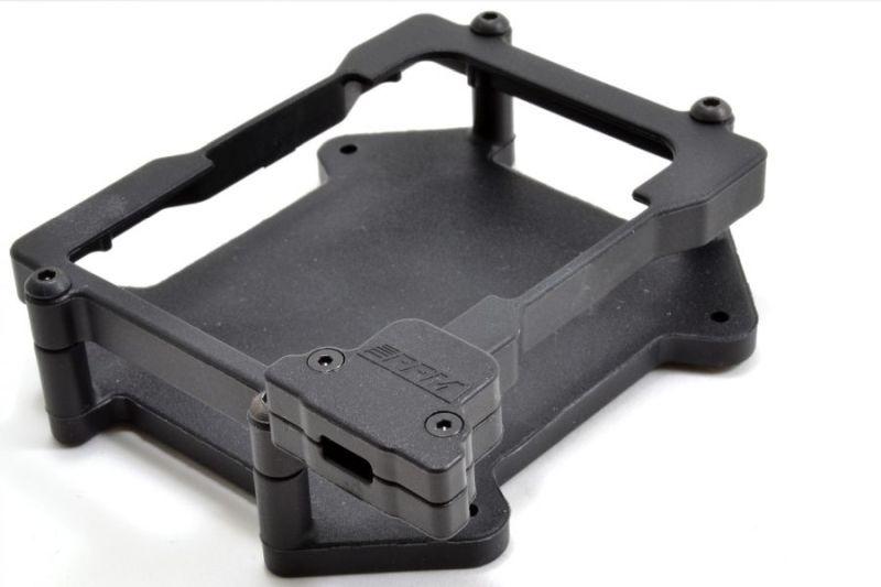 RPM Regler-Käfig schwarz Castle Mamba X 8S