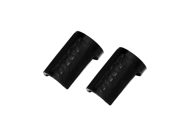 JS-Parts Dämpferschoner ultraflex schwarz passend für