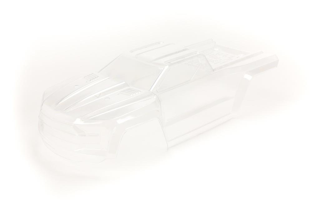 Arrma Kraton 8S Clear Bodyshell (Inc. Decals) (ARA409004)