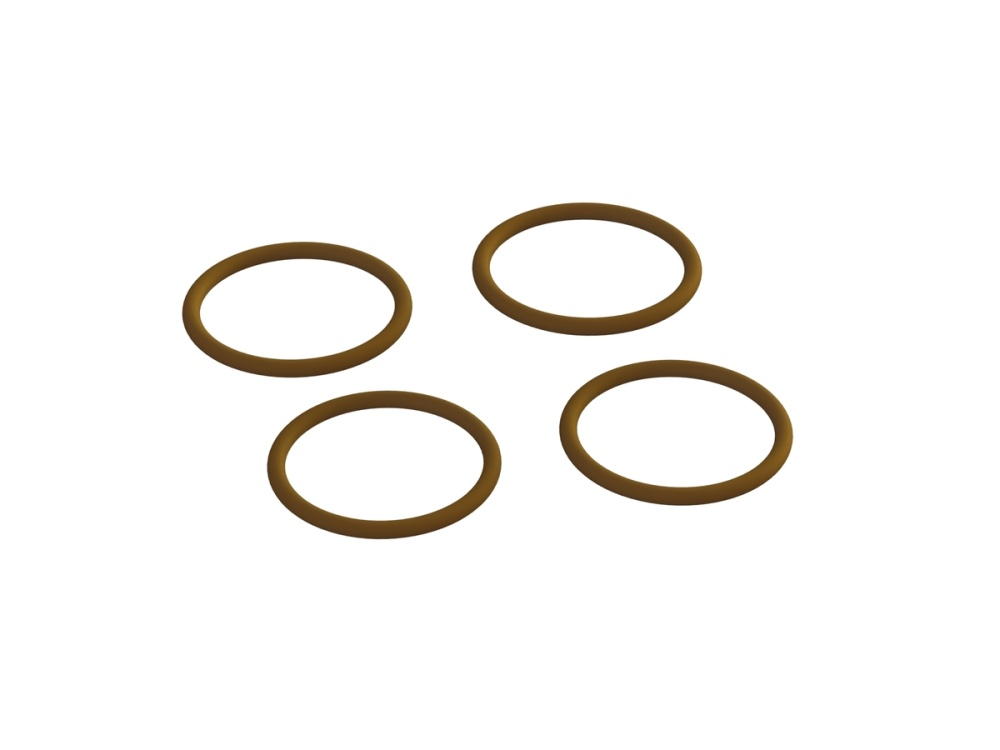 Arrma RC O-Ring 11x1mm, 4 Stück