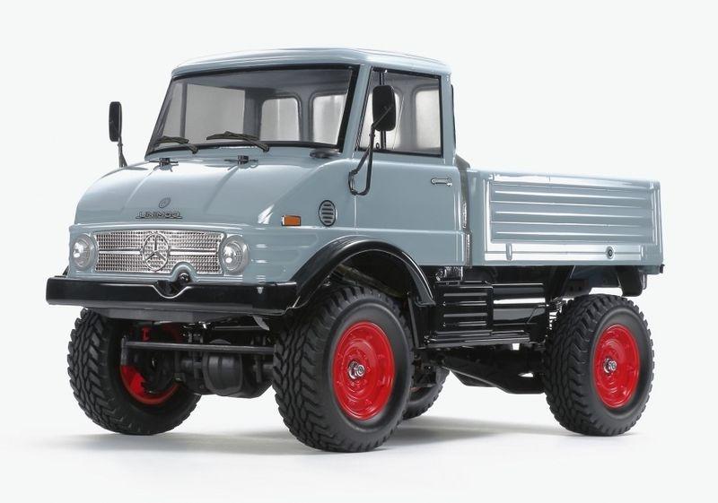 Tamiya RC RC MB Unimog 406 U900 (CC-02)