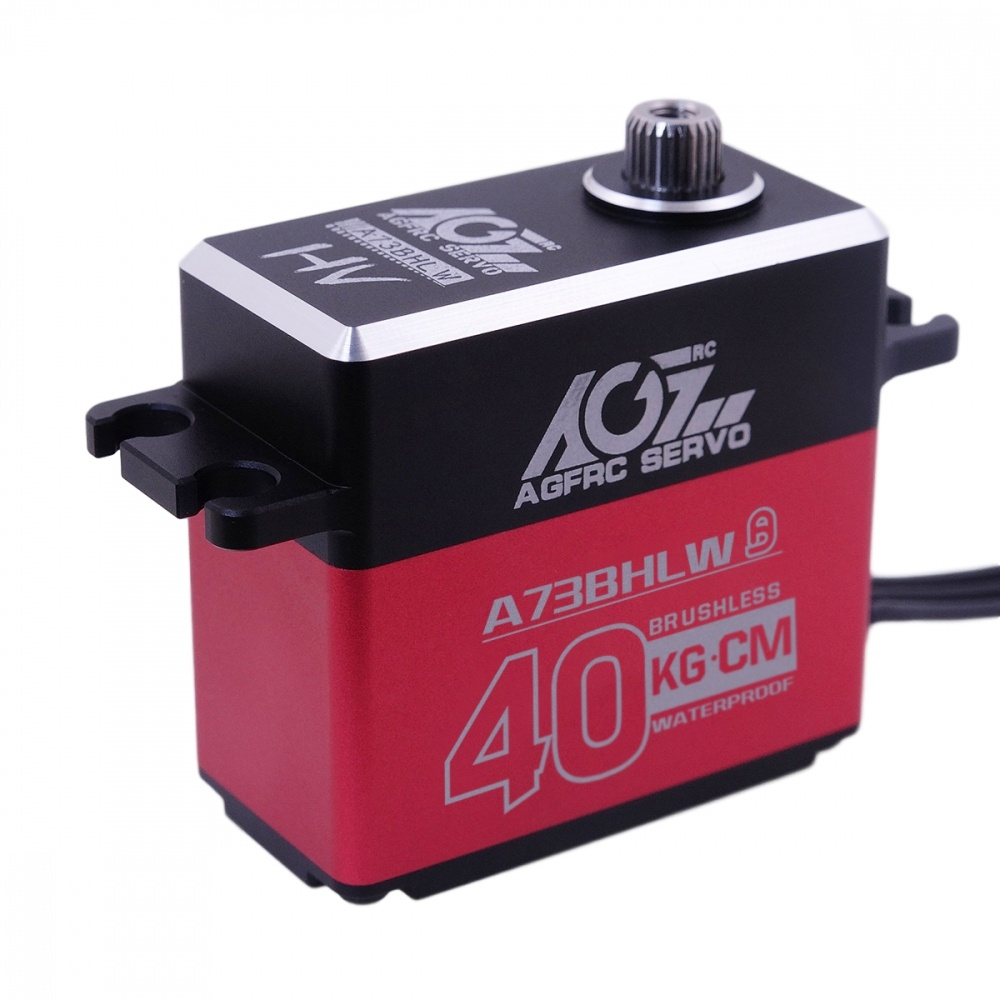 AGF-RC AGF-RC A73BHLW Servo Vollmetall Brushless