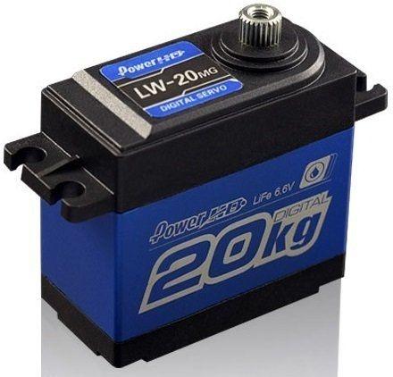 Power HD SERVO HD LW-20MG DIGITAL WATERPROOF