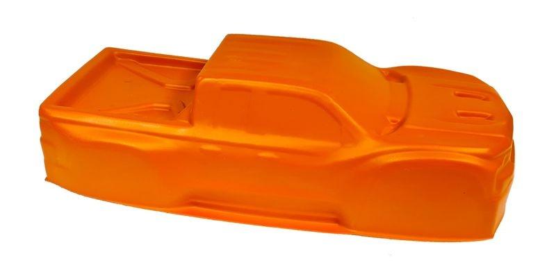 Probodyrc unbreakable Body für Traxxas X-Maxx Typ B orange