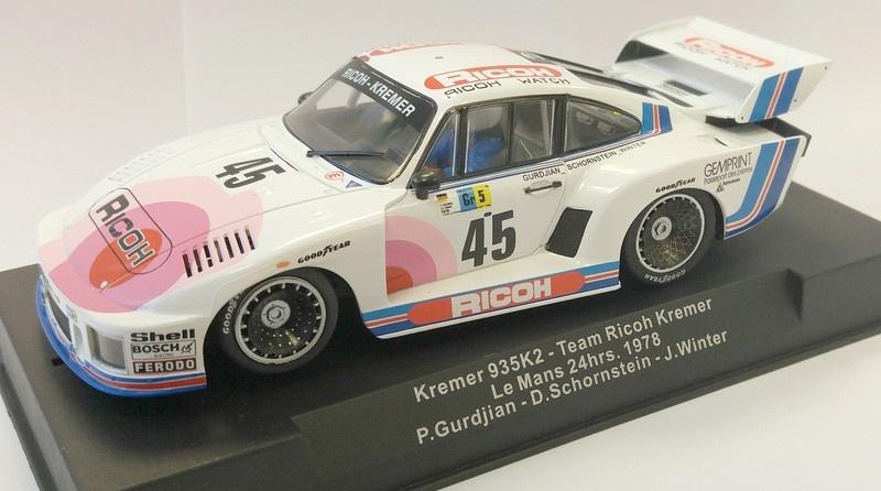 Kremer 935 K2 Team Ricoh Kremer 24h Le Mans 1978