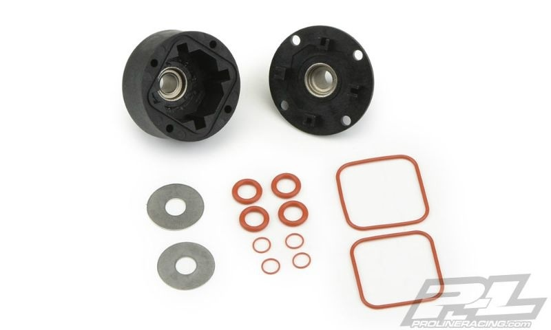 Pro-Line PRO-MT 4x4 Replacement Diff-Housing & Seals
