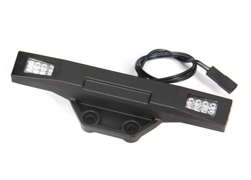 Traxxas HOSS Heck-Bumper mit LED-Beleuchtung