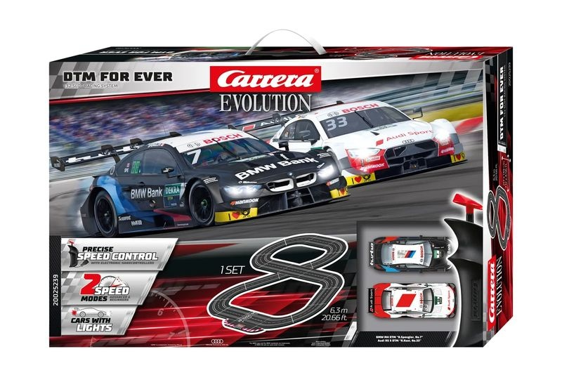 Carrera Evolution DTM For Ever