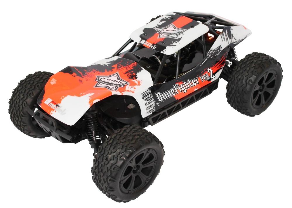 DF-Models Karosserie DuneFighter 2Pro