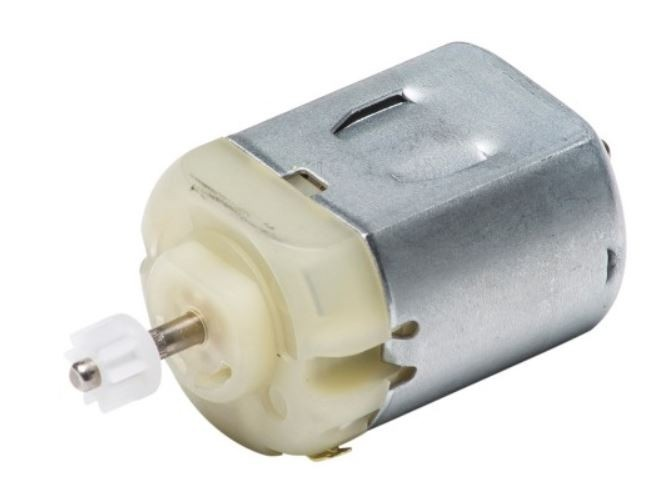 Scalextric Motor Pack In-Line with 10mm Shaft