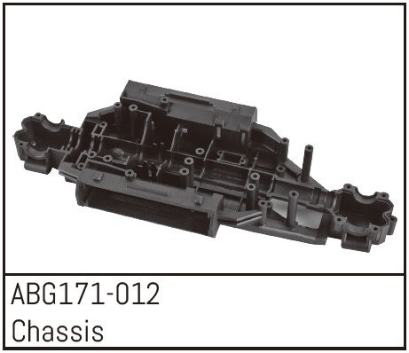 Absima Chassis Plate