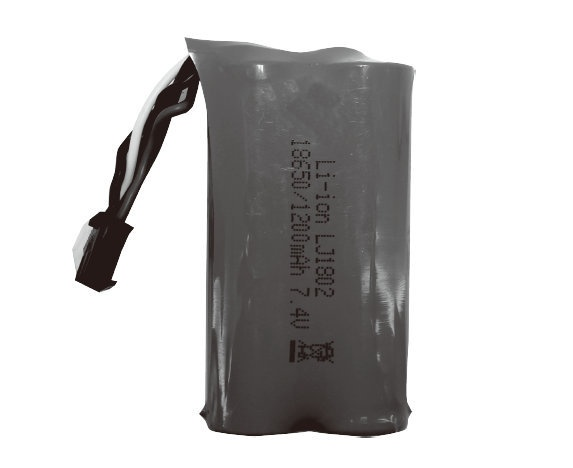 Absima Li-Ion Battery Pack (7.4 1200mAh)-