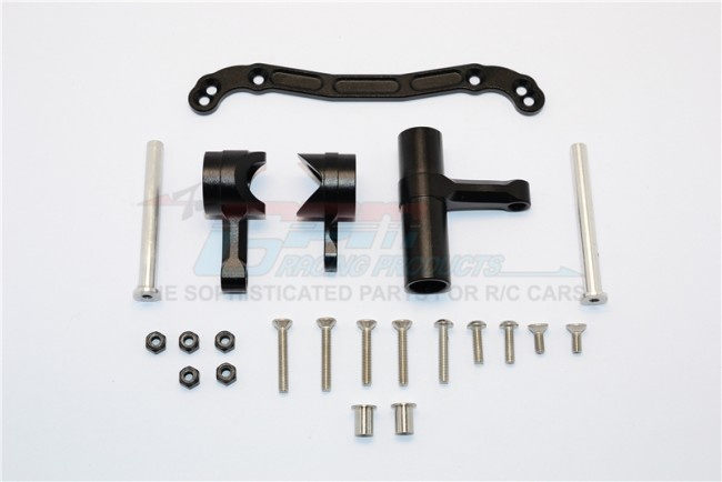 GPM alloy steering assembly - 22PC for Thunder Tiger K-Rock
