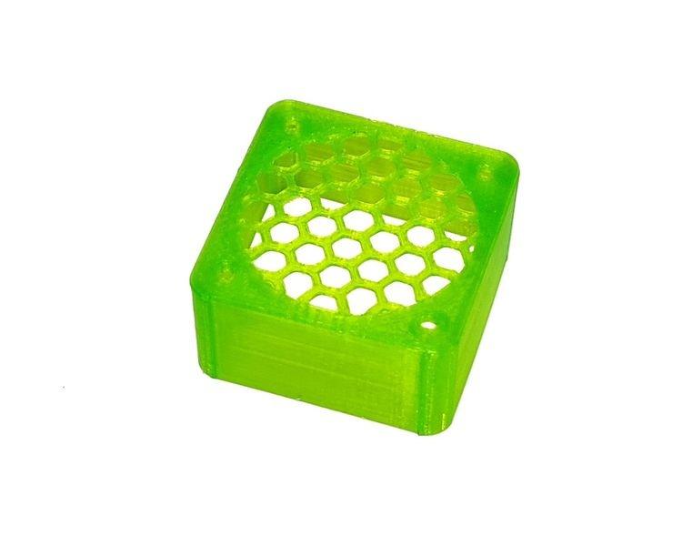 JS-Parts ultraflex Lüftergitter 40x20 geschlossen grün
