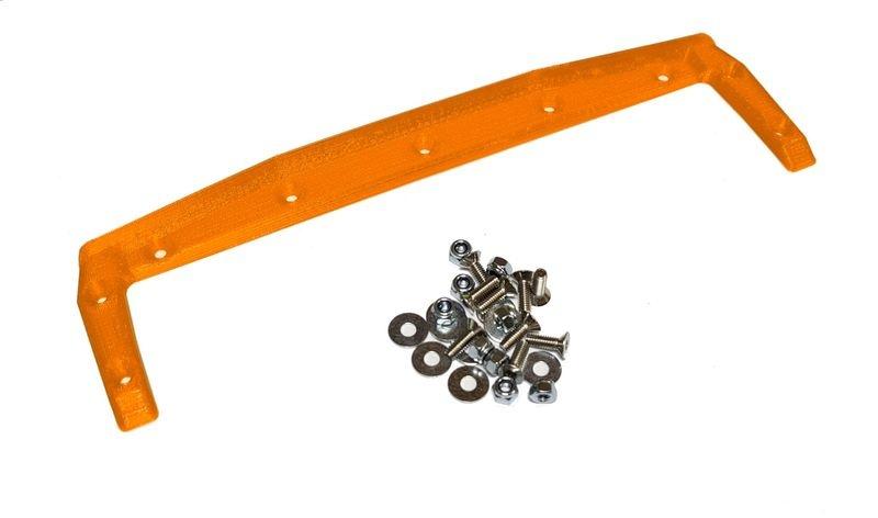 JS-Parts ultraflex Heckkante für X-MAXX Body von TMT