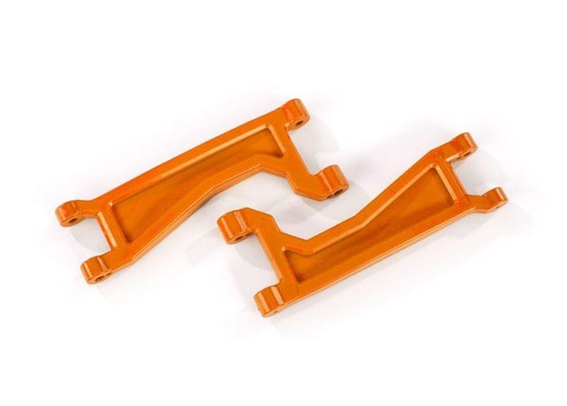 Traxxas Querlenker oben orange (2) L/R V/H