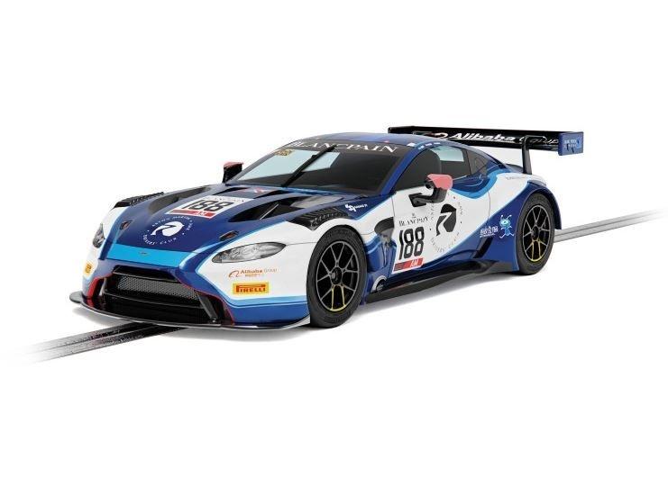 Scalextric 1:32 Aston Martin Vantage GT3-Garage 59 HD