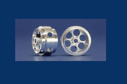 NSR Ultimate Aluminium Spanish Wheels LARGER & DRILLED