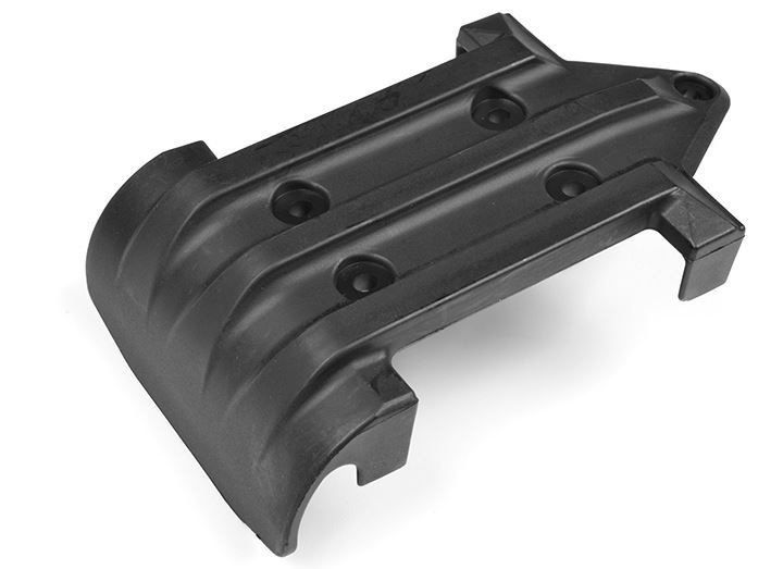Team Corally - Front Bumper w/ Skid Plate - Composite - 1 pc