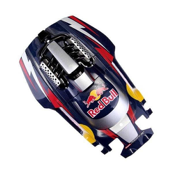 Carrera Profi RC Offroad Karosserie Red Bull NX2