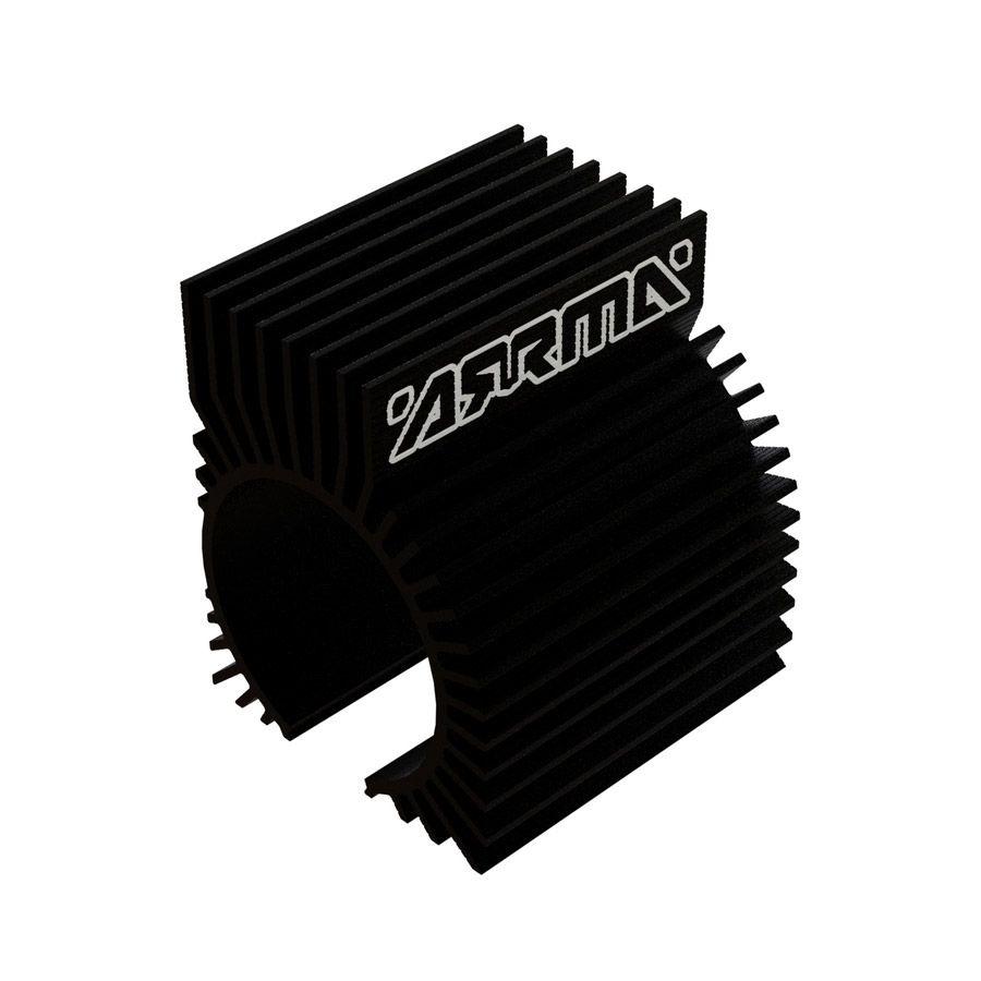 ARRMA AR310883 Motor Heatsink 4x4 BLX 3S ARAC7009