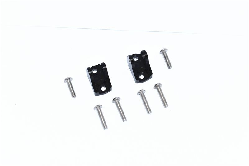 GPM Aluminum Front/Rear Upper Axle Mount Set for Suspension