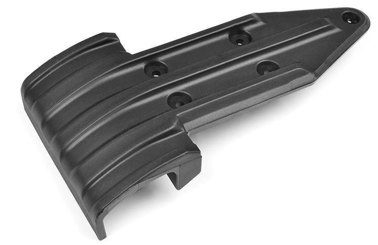 Team Corally - Rear Bumper w / Skid Plate - Composite - 1 pc