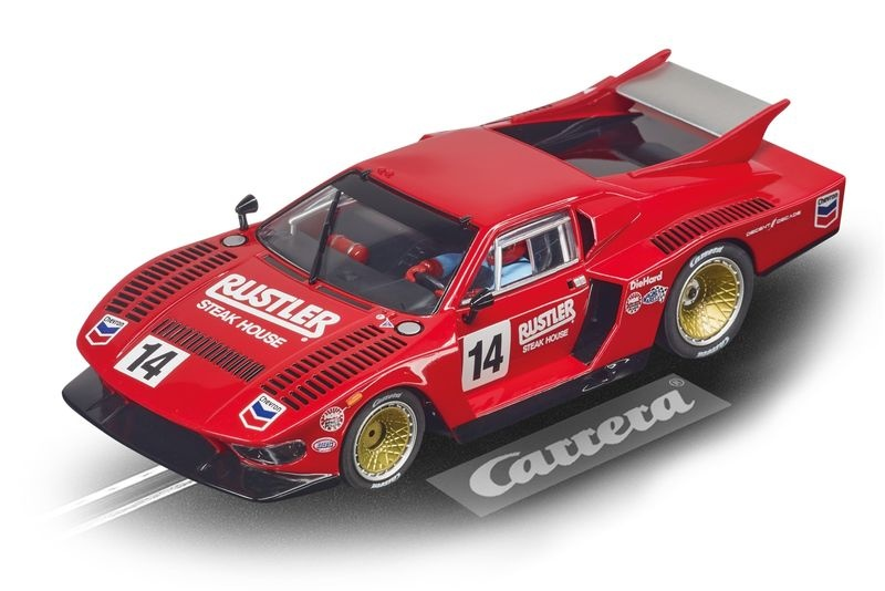 Carrera Evolution De Tomaso Pantera No.14