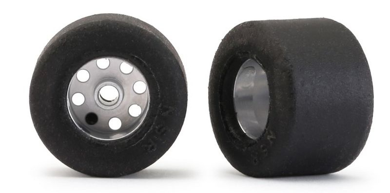NSR 3/32 Formula trued rear race tire 19x13 - 5287 rubber