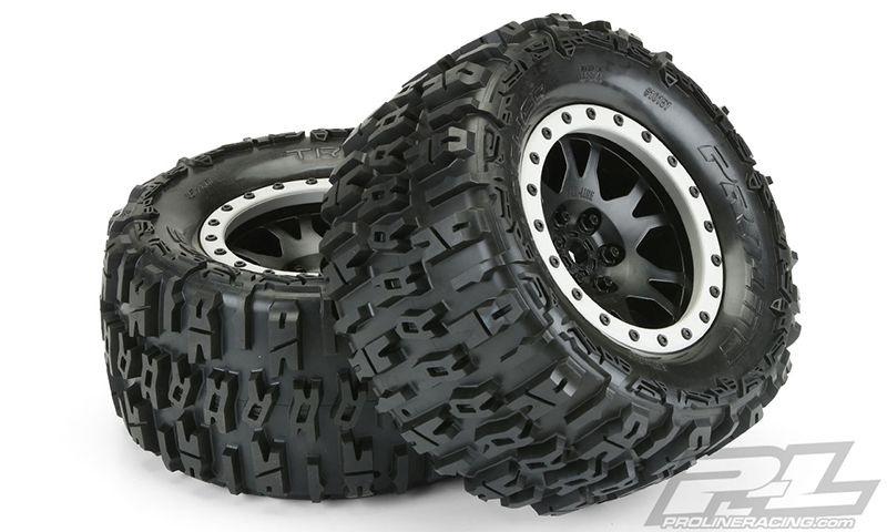 Pro-Line TRENCHER MX43 All Terrain Truck Reifen v/h (2) 4.3