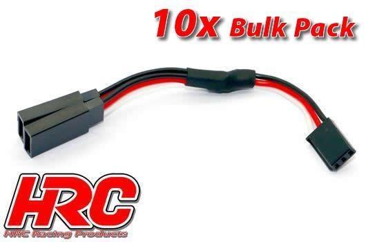 HRC Kabel Y - UNI (FUT) typ - Kurz 6cm - BULK (10)