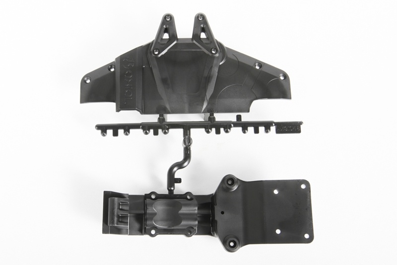 Axial - Yeti XL Front Clip/Skid Plate Yeti