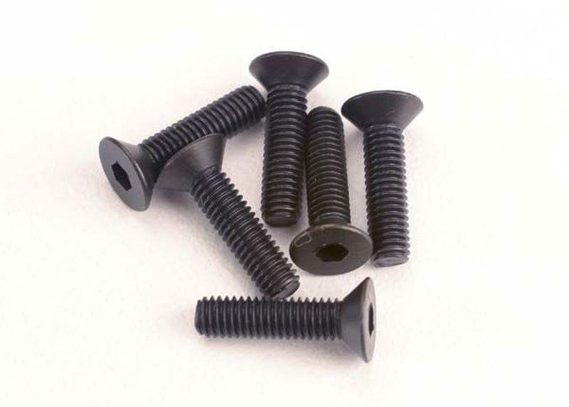 Traxxas 3x12mm Senk Sechskant-Schraube