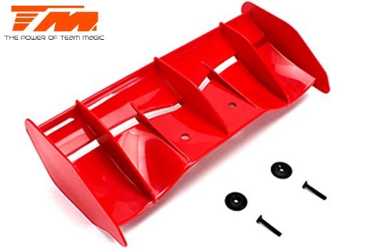 Team Magic Heckspoiler - 1:8 Buggy - Red -  B8