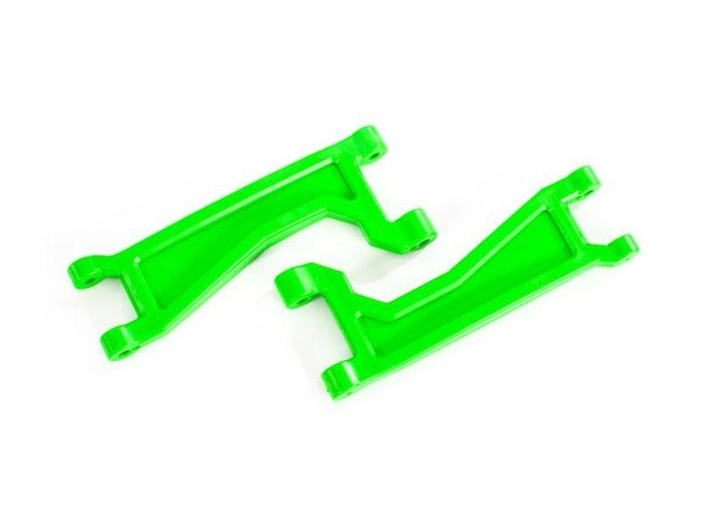 Traxxas Querlenker oben grün (2) L/R V/H