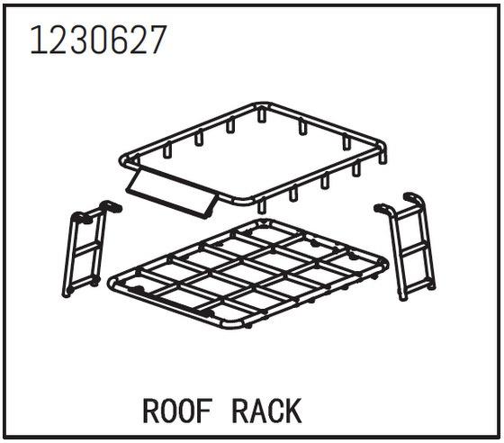 Absima Dachträger