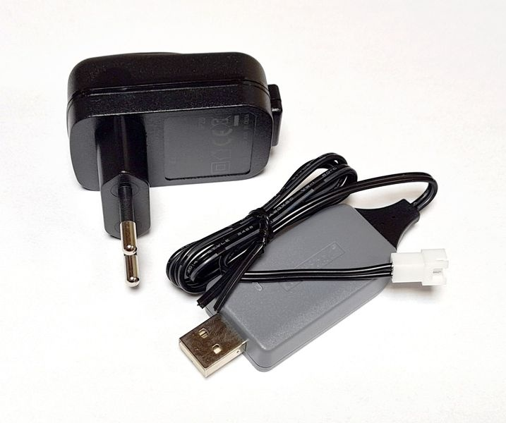 Carrera RC Quick Charger SET - 5V 1A USB Netzteil GS+