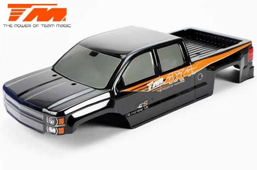 Team Magic Karosserie - 1/10 Truck - E5 - Schwarz
