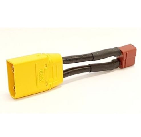 Adapterkabel XT90 Stecker auf T-Plug Buchse (1)