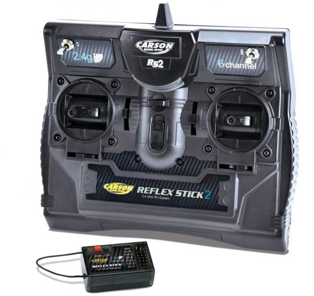 Carson FS Reflex Stick II 2.4 GHz 6-Kanal