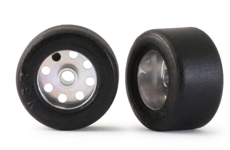 NSR 3/32 Formula trued front race tire 17x10 - 5291 rubber