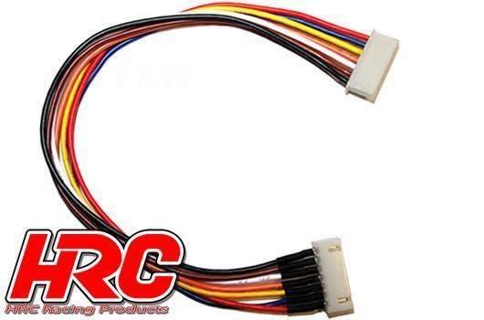 HRC Ladekabel Verlängerung Balancer - 6S JST XH(M)-XH(F) -