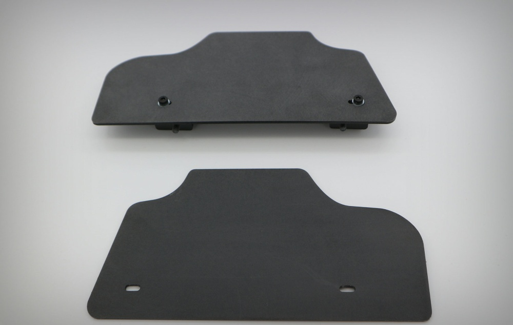 POS RC Racing Parts Mudguards Kraton/Outcast 8S