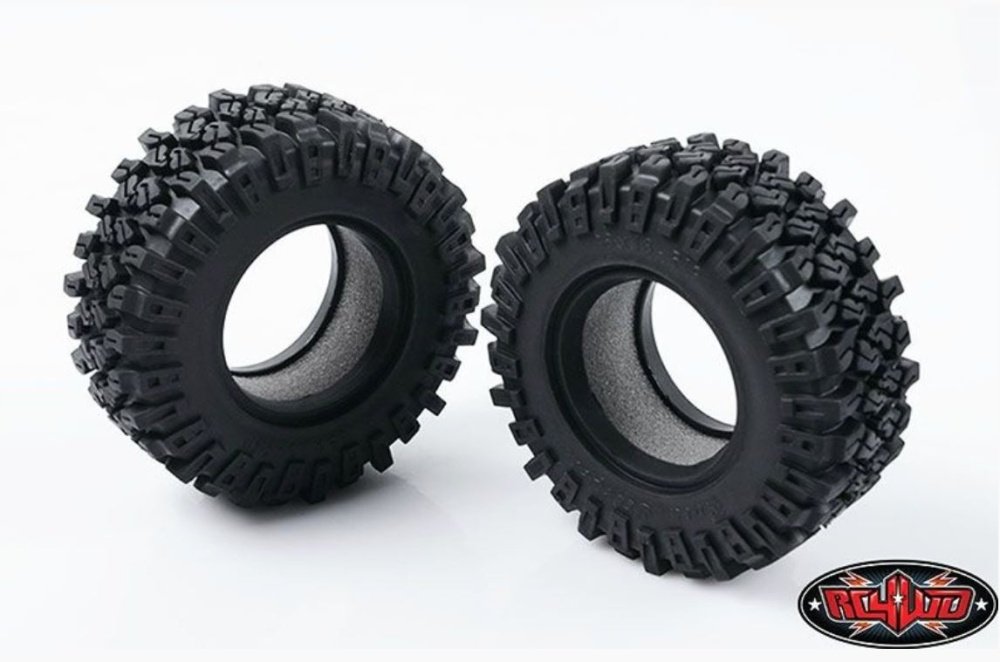 RC4WD Rock Creepers 1.9 Scale Tires, 1 Paar